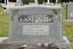 Clara <i>Hart</i> Ainsworth