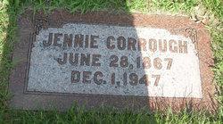 Jennie <i>Coulter</i> Corrough