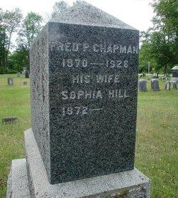 Fred P Chapman