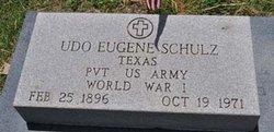 Udo Eugene Schulz