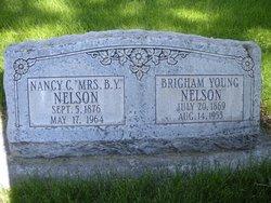 Nancy <i>Bagley</i> Nelson