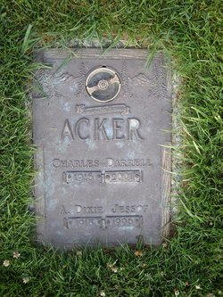 Ailsa Dixie <i>Jessop</i> Acker