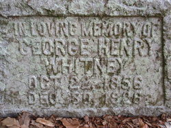 George Henry Whitney