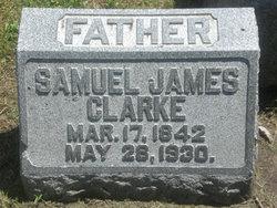 Samuel James S.J. Clarke