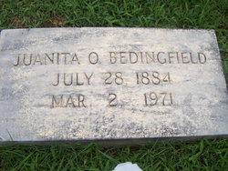 Juanita O. Bedingfield