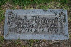 Delia <i>Moore</i> Bradford