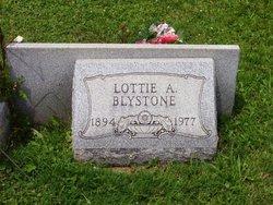 Lottie <i>Sober</i> Blystone