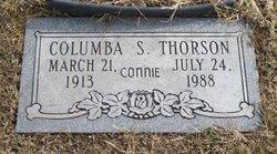 Columba S Connie Thorson