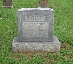 Mark Hannah Price