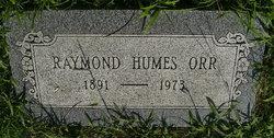 Raymond Humes Orr