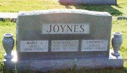 Lavenia <i>Joynes</i> Hogge