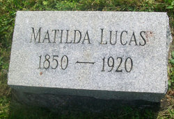 Mary Matilda <i>Lucas</i> Neil