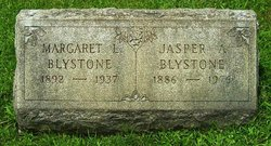 Jasper Augustus Blystone