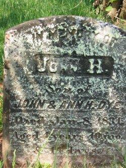 John Hixson Dye