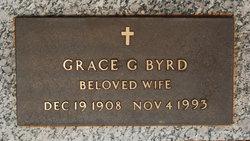 Grace G. Byrd