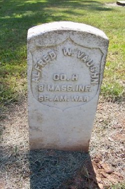 Alfred W Vaughn