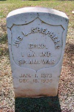 Joseph L Shepherd