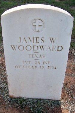 James W Woodward