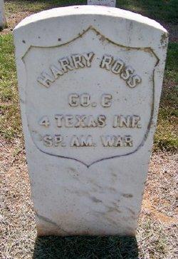 Harry Ross