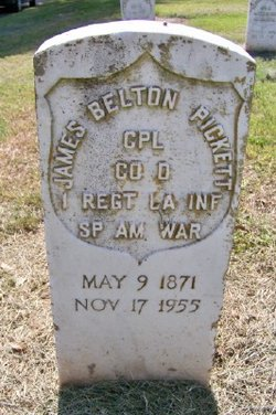 James Belton Pickett