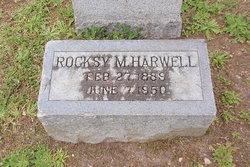 Rocksy M. <i>Lambert</i> Harwell