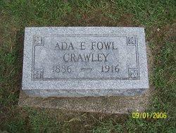 Ada E. <i>Kaster</i> Crawley