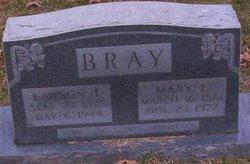 Mary Elizabeth <i>Crow</i> Bray