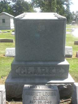 Harriet Louisa <i>Martin</i> Clarke