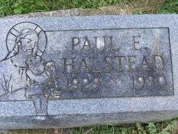 Paul E Halstead