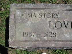 Alma <i>Story</i> Lovejoy