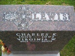 Eleanor Virginia <i>Warren</i> Lewis