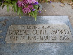 Dorene Cupit (Howe)