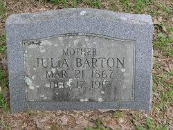 Julia <i>Grissom</i> Barton