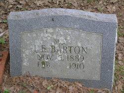 Ira Eustace Barton