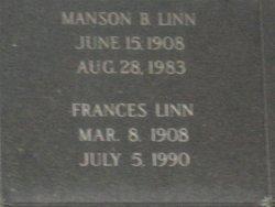 Manson Bruce Linn