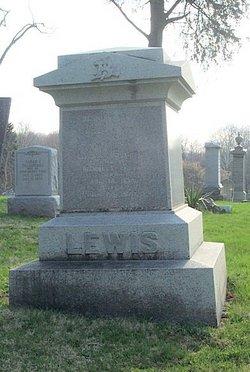 Eliza Collins <i>Boughton</i> Lewis