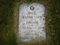 Maj Axel Rasmussen