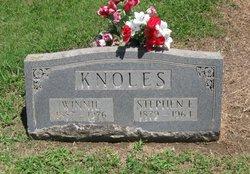 Stephen E. Knoles
