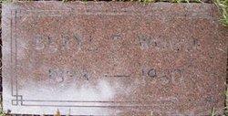 Beryl C. Wood