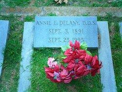 Annie Elizabeth Delany