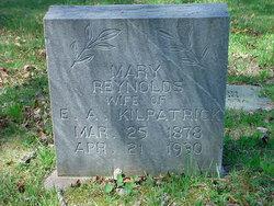 Mary <i>Reynolds</i> Kilpatrick