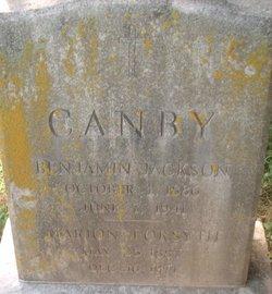 Benjamin Jackson Canby