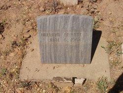 William O Abbott, Jr