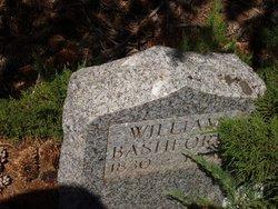 William Bashford