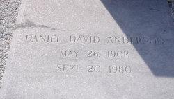 Daniel David Anderson, Sr