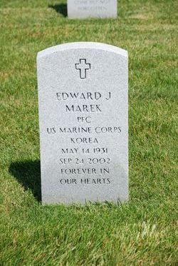 PFC Edward John Marek, Jr