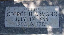 George H. Armann
