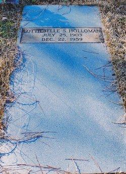 Lottie Belle <i>Smith</i> Hollman