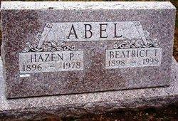 Beatrice T <i>Woodbury</i> Abel