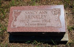 Nancy Ann Brinkley